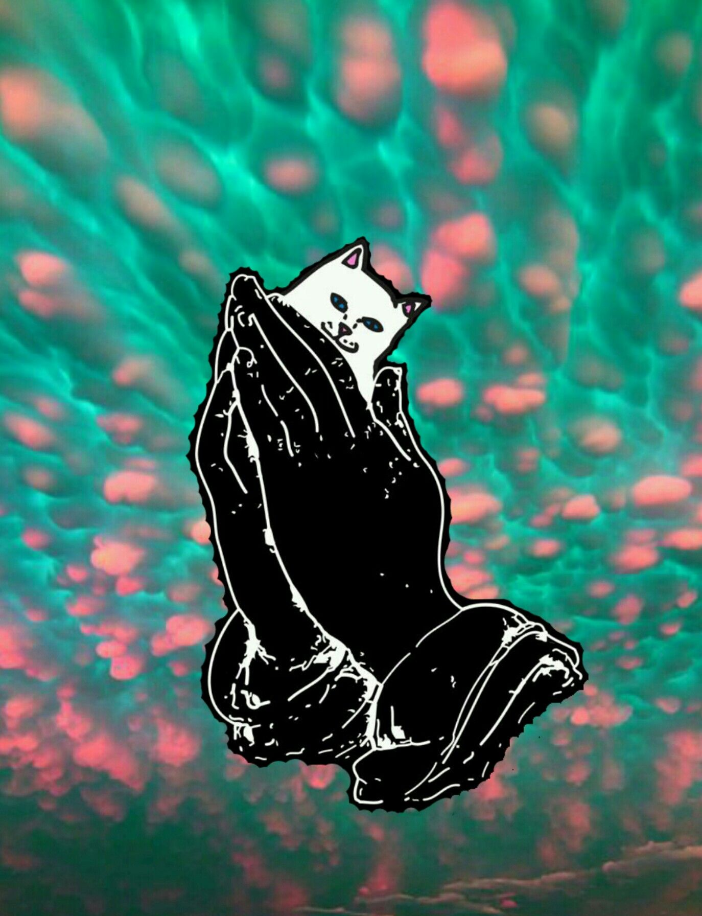 [47+] Wallpaper iPhone Supreme Fingers on WallpaperSafari