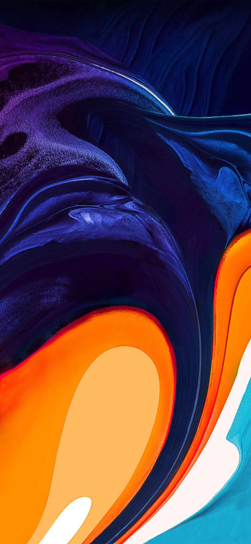 Samsung Galaxy A60 Stock Wallpaper   01 [1080x2340] 1080x2340