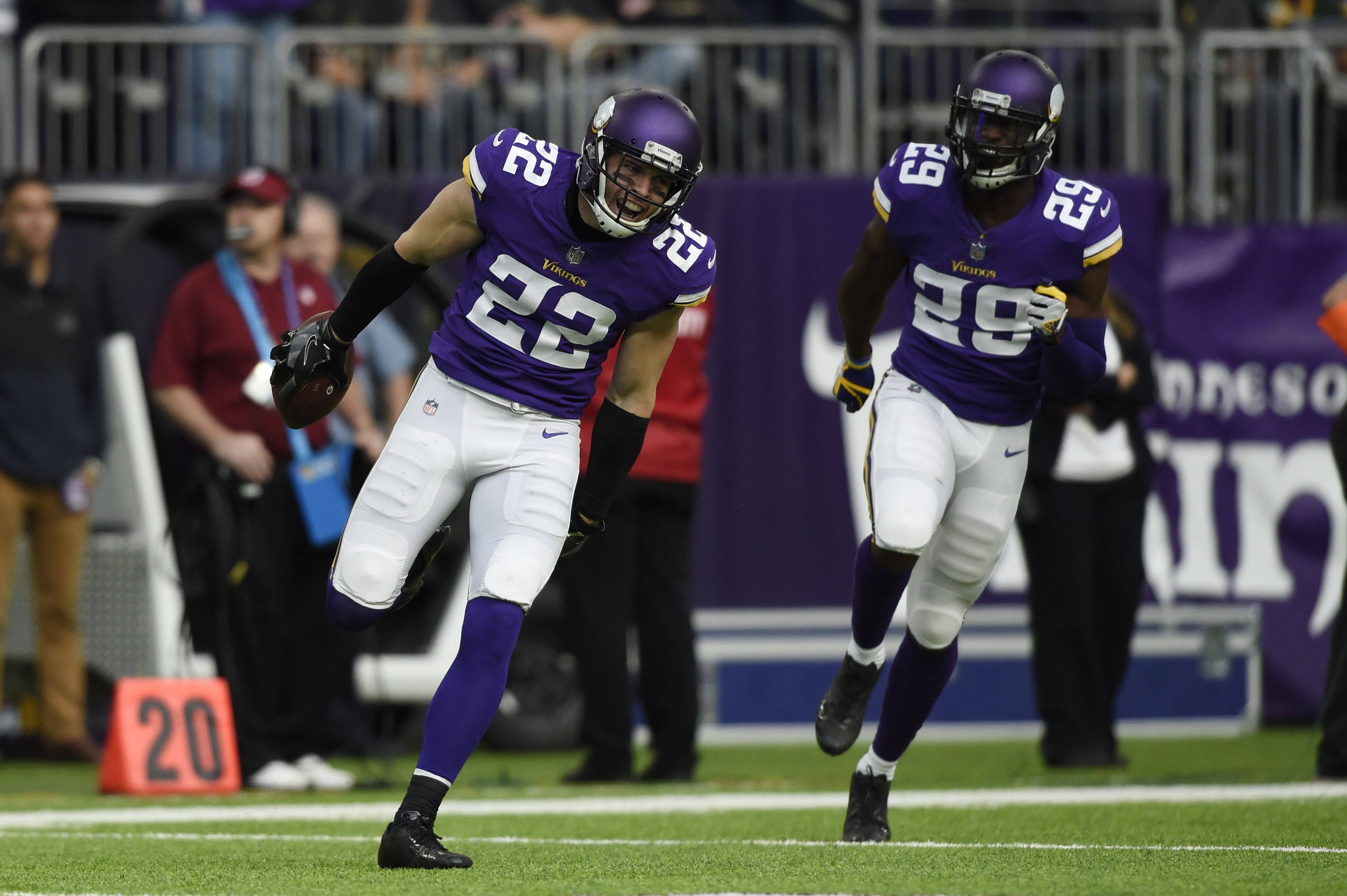 Minnesota Vikings secondary gets a lot of love from NFLcom analysts 3372x2244