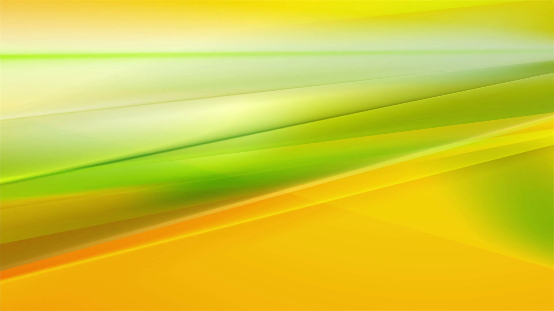 Green and orange abstract stripes motion background Video 1920x1080