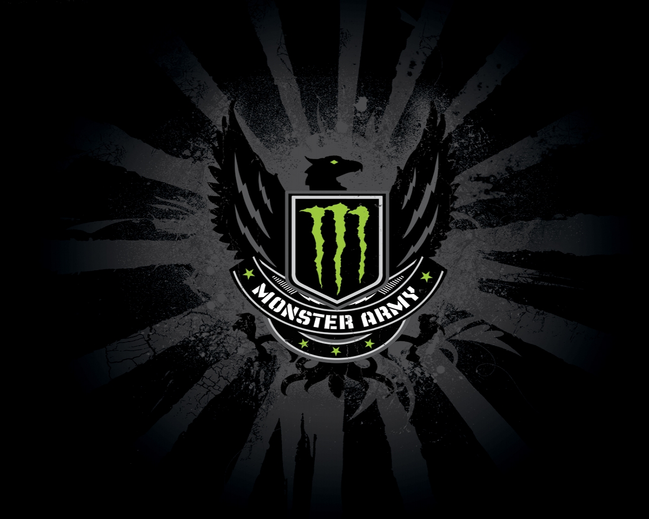 de pantalla   Wallpapers Foro Ver Tema   Monster Energy Drink 1280x1024