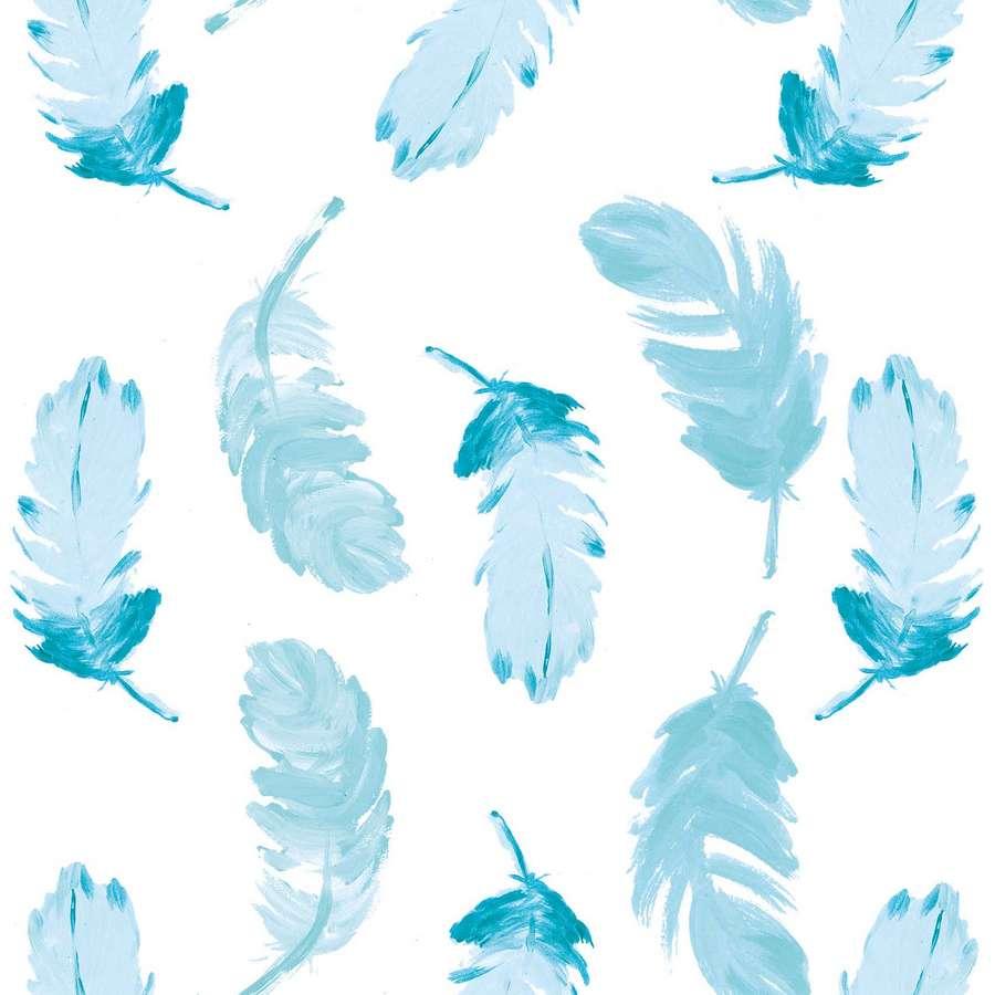 Feather   wallpaper mural 900x900
