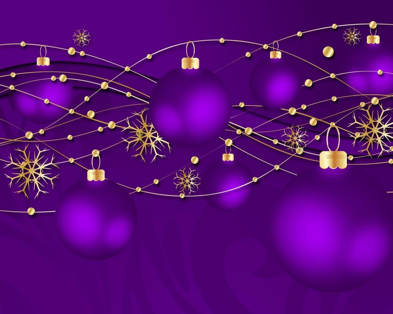 54 purple christmas backgrounds on wallpapersafari - Purple christmas desktop wallpaper ...