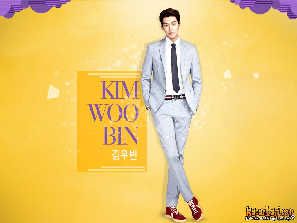 KapanLagicom Wallpaper   Kim Woo Bin 1024x768