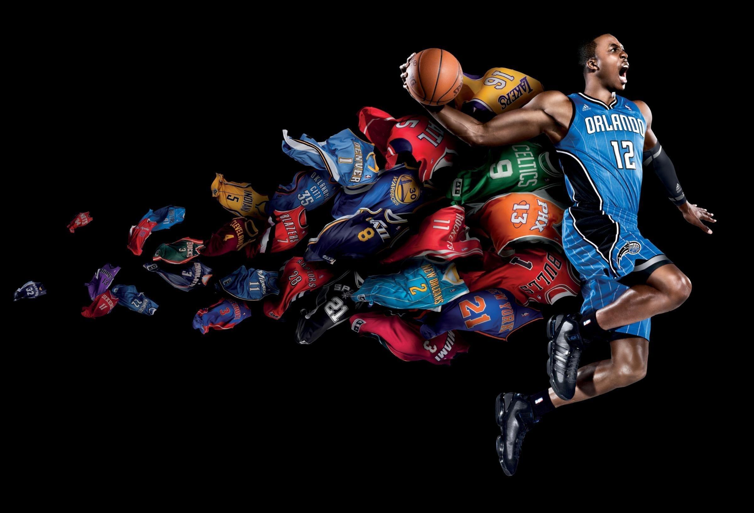 49] Cool Basketball Wallpapers HD on WallpaperSafari 2400x1631