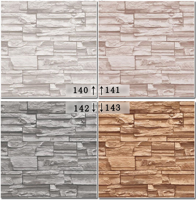 room 3D wallpaper stone brick design background wall vinyl wallpaper 750x766
