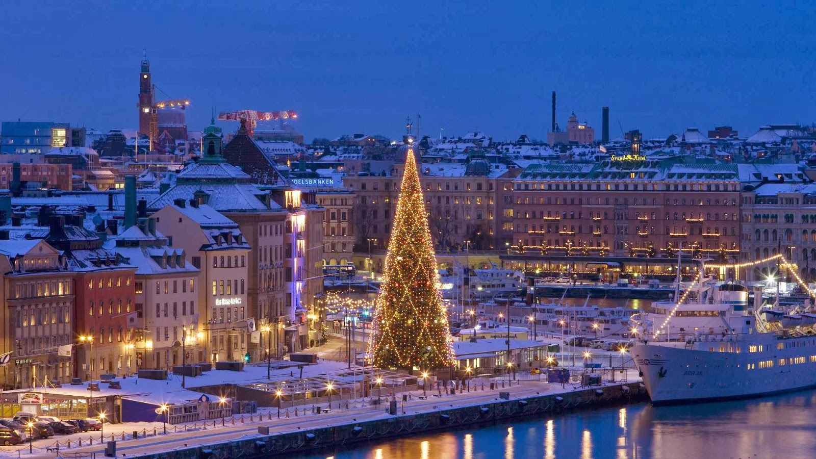 Free Download Picture Pictures Place Seasons Sweden Wallpaper