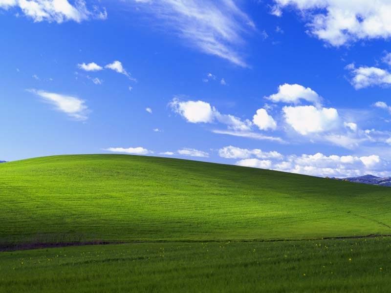 Bliss windows xp desktop wallpaper background charles oreear sonoma 800x600