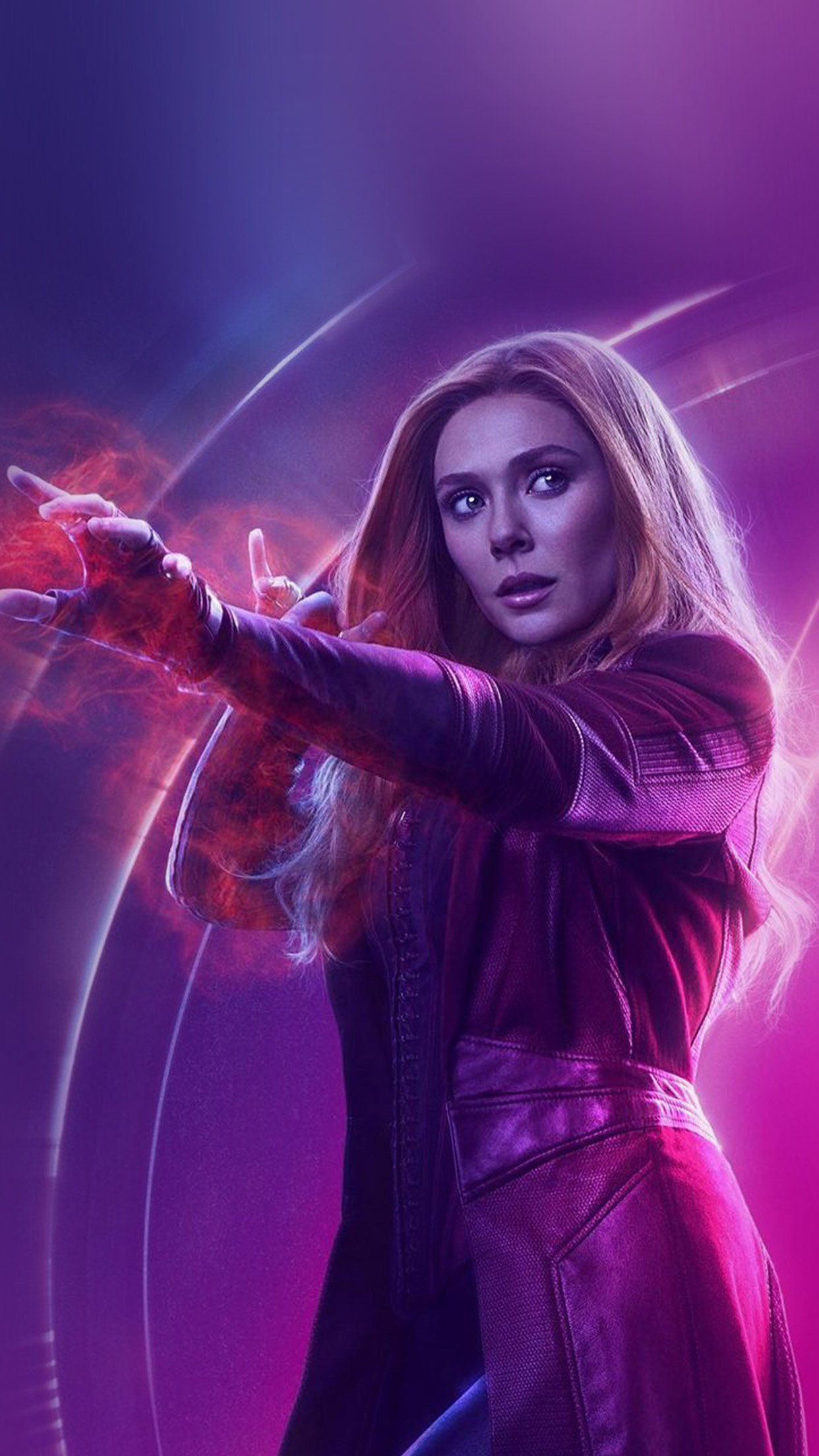Scarlet Witch iPhone Wallpapers   Top Scarlet Witch iPhone 1242x2208