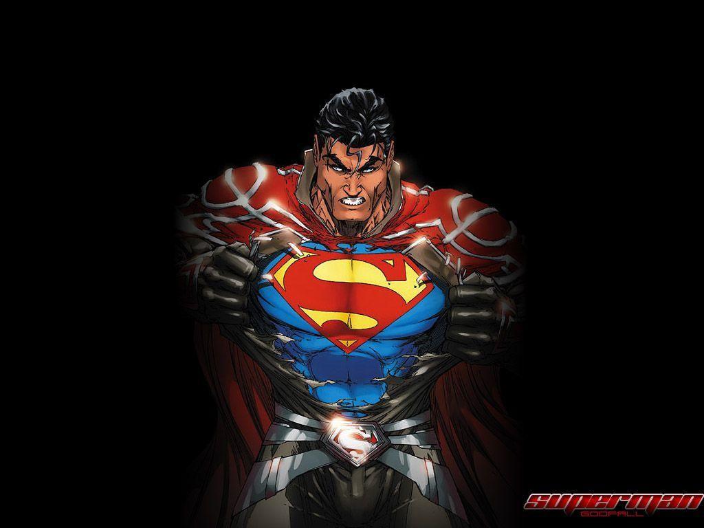 DC Comics Wallpaper 1024x768 DC Comics Superman 1024x768