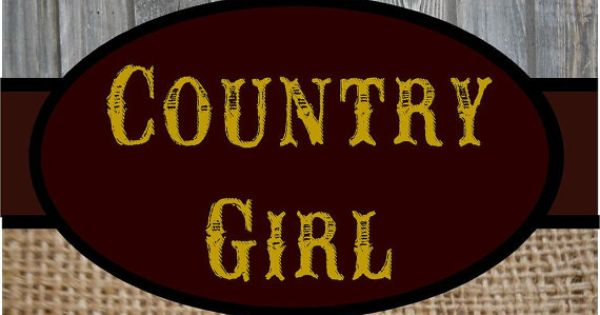 Digital Country Girl Cell Phone wallpaper For by TheARTOFVINYL 400 600x315