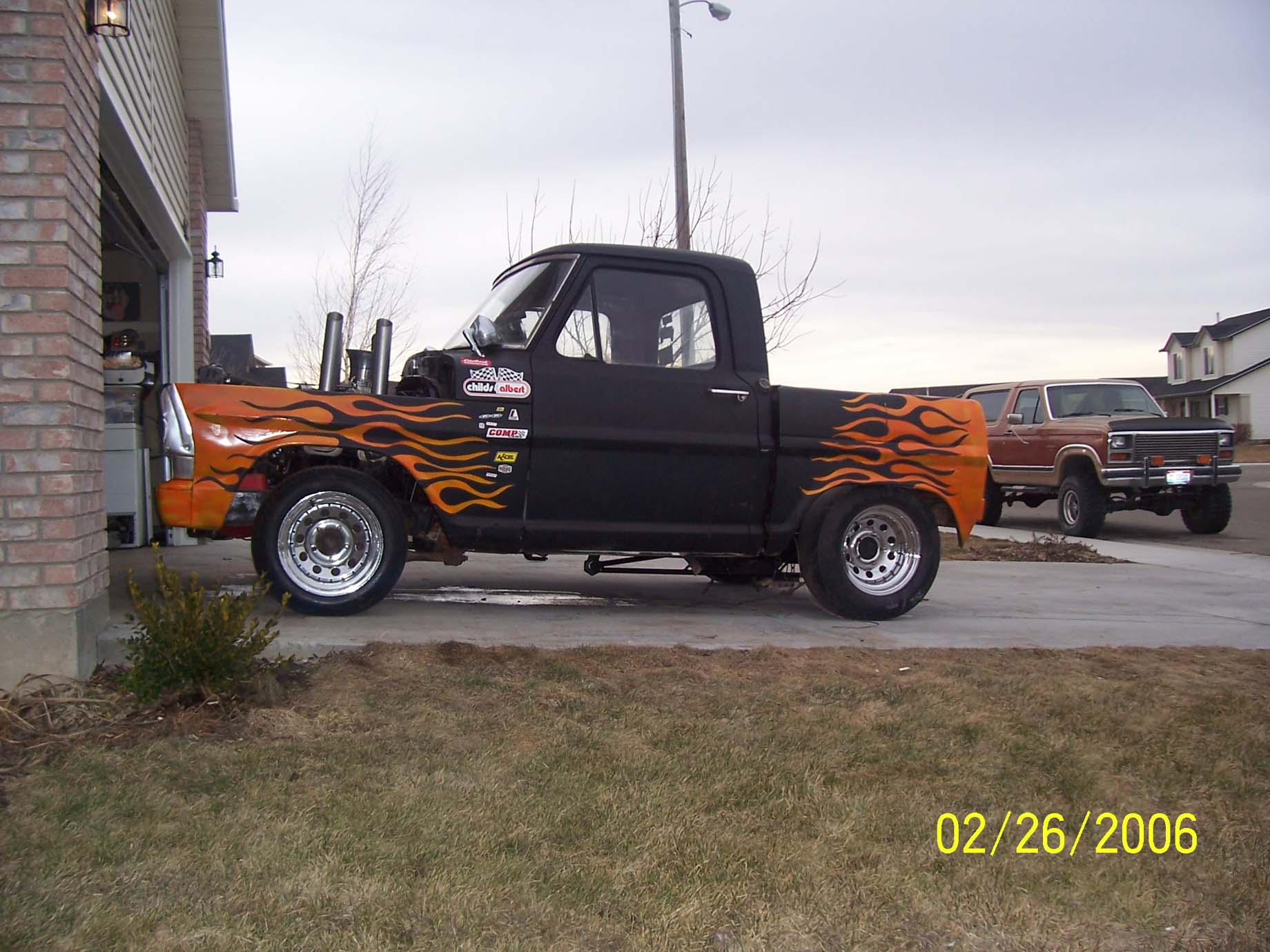 1967 Ford F100 Short Pictures Mods Upgrades Wallpaper 1840x1380