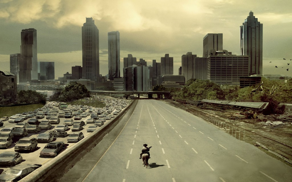 The Walking Dead fondos   Wallpapers 1024x640