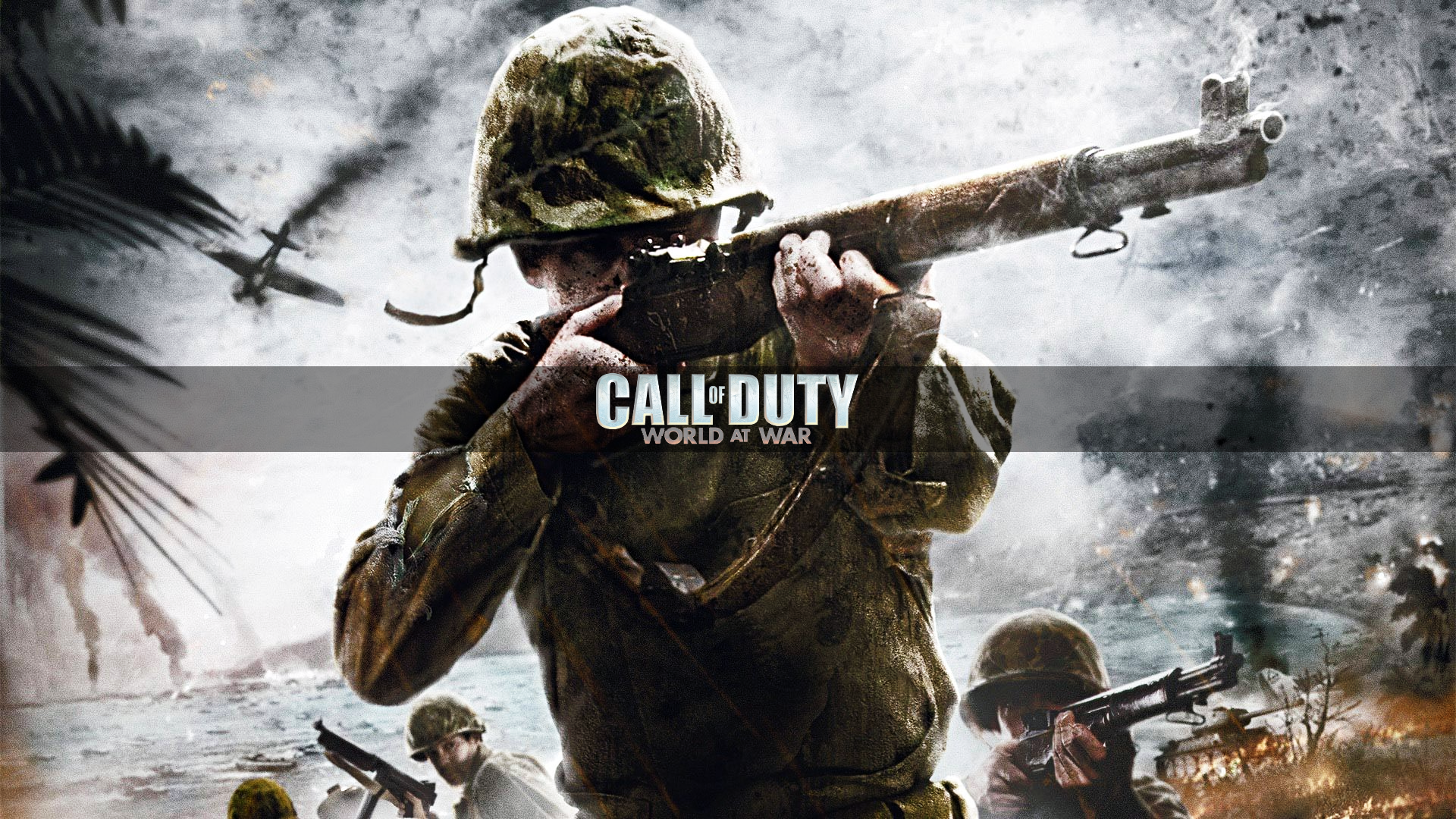 Cod Ww2 Ps3 Wallpaper   Wwii Call Of Duty Backgrounds   1920x1080 1920x1080