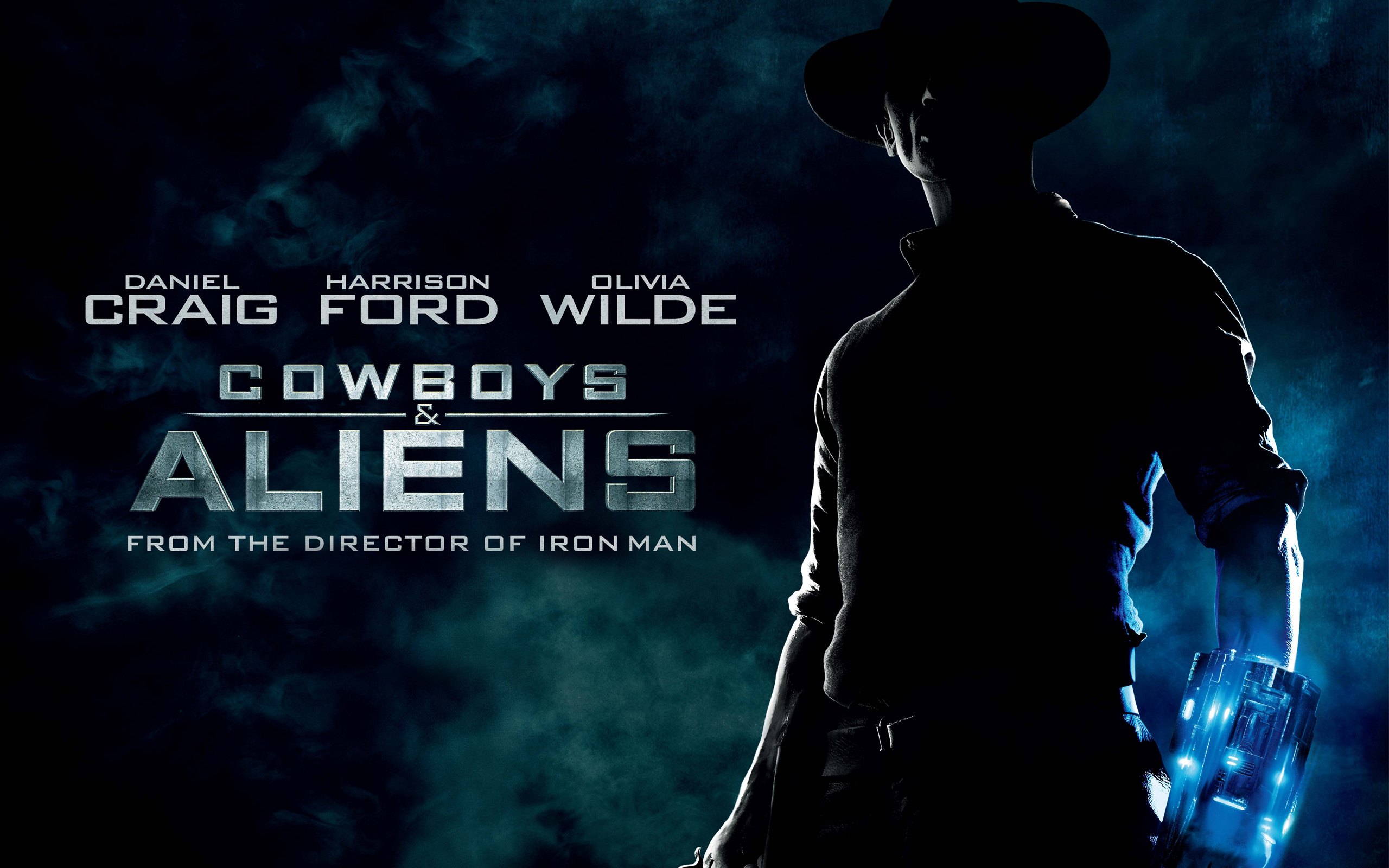 Cowboys and Aliens Movie Wallpapers HD Wallpapers 2560x1600
