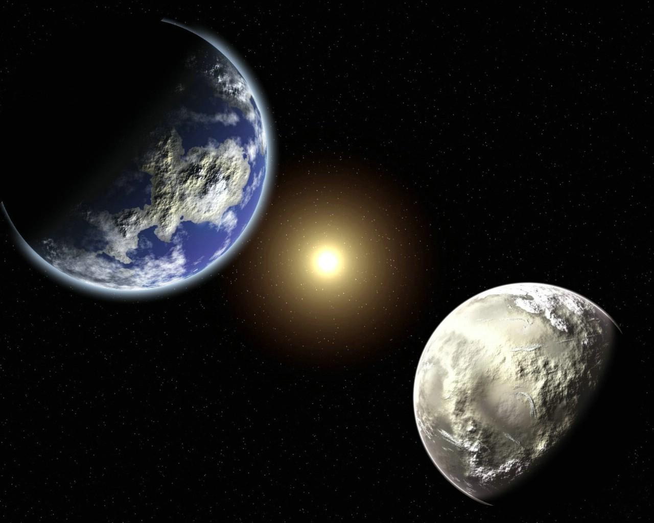 50+ Earth and Moon Live Wallpaper on WallpaperSafari
