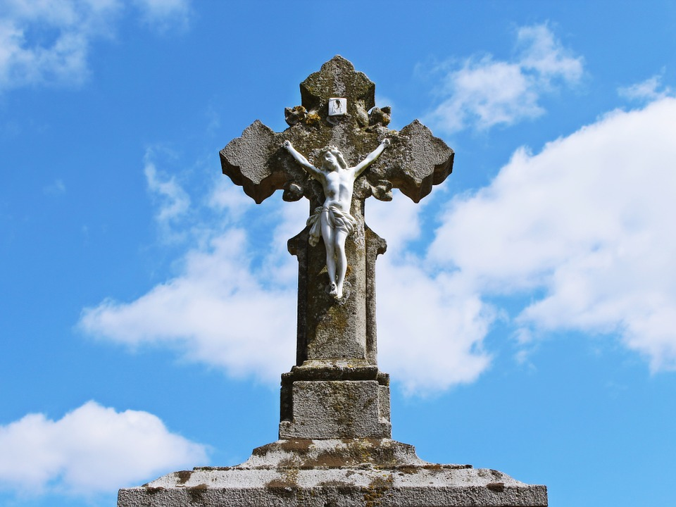 Cross Jesus Inri   photo on Pixabay 960x720