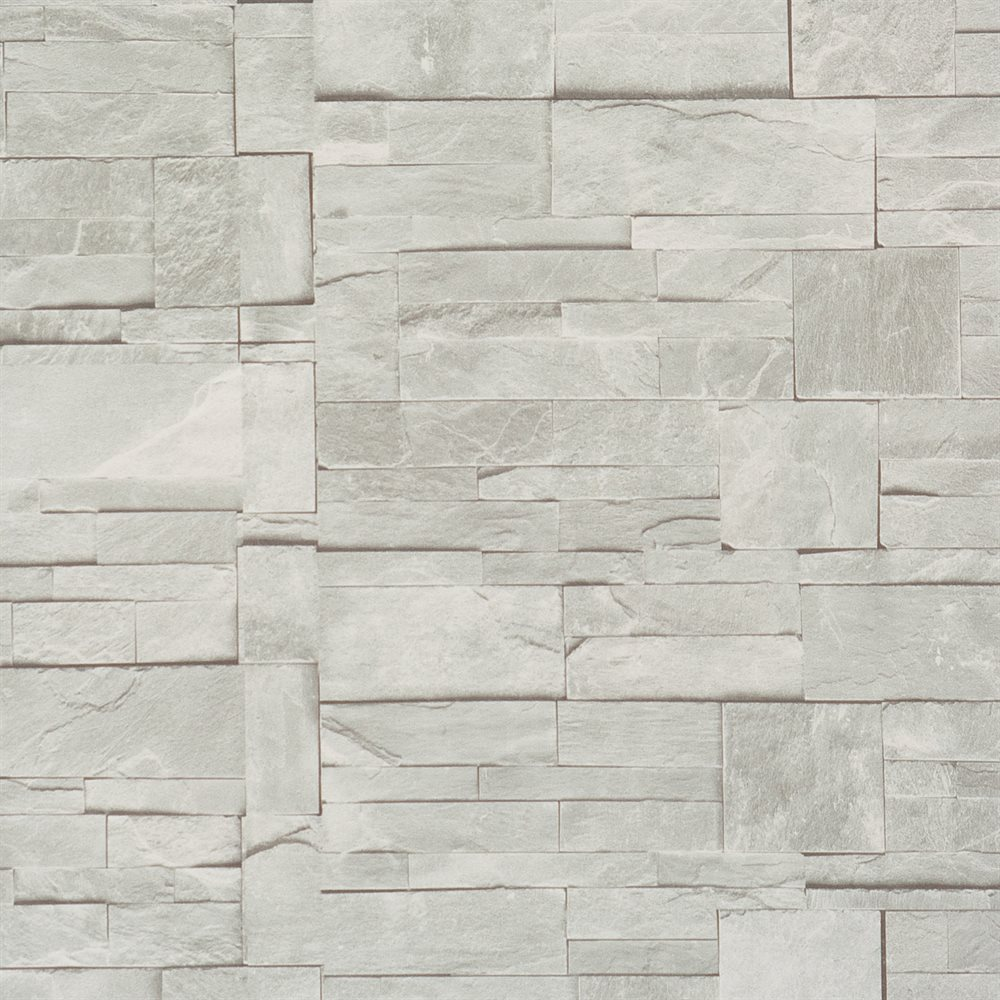 Walls Republic R187 Block Stone Pattern Wallpaper Lowes Canada 1000x1000