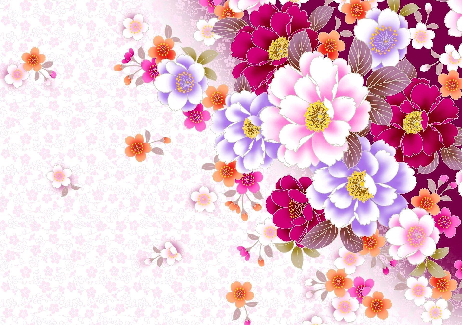 Floral Desktop Backgrounds 1919x1350