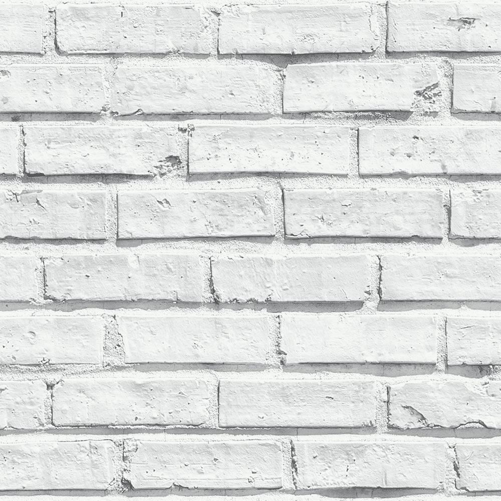 white brick wall texture effect wallpaper 2016   White Brick Wallpaper 1000x1000