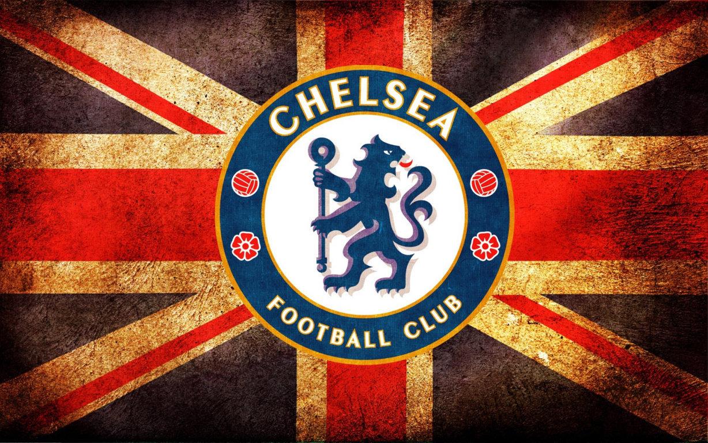 Chelsea Football Logo Wallpaper 8638 Wallpaper High Resolution 1228x768