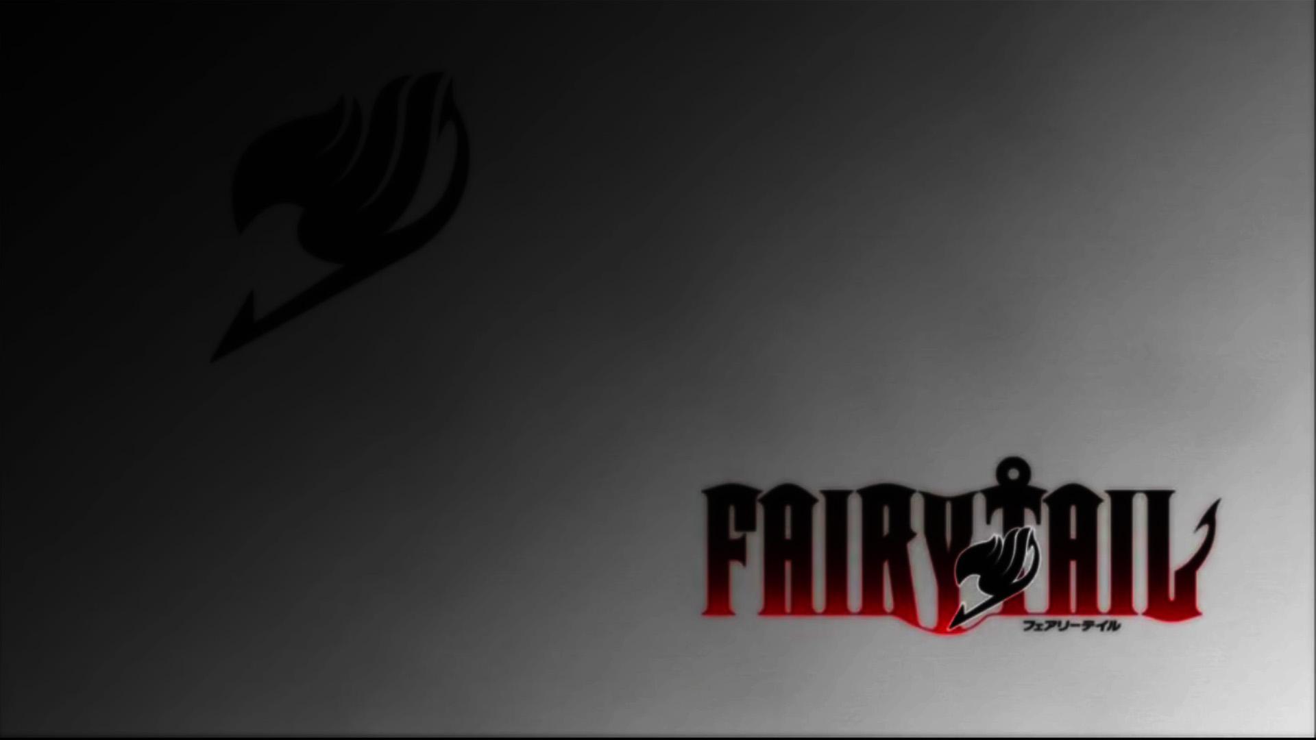 fairy tail logo wallpaper HD 1920x1080