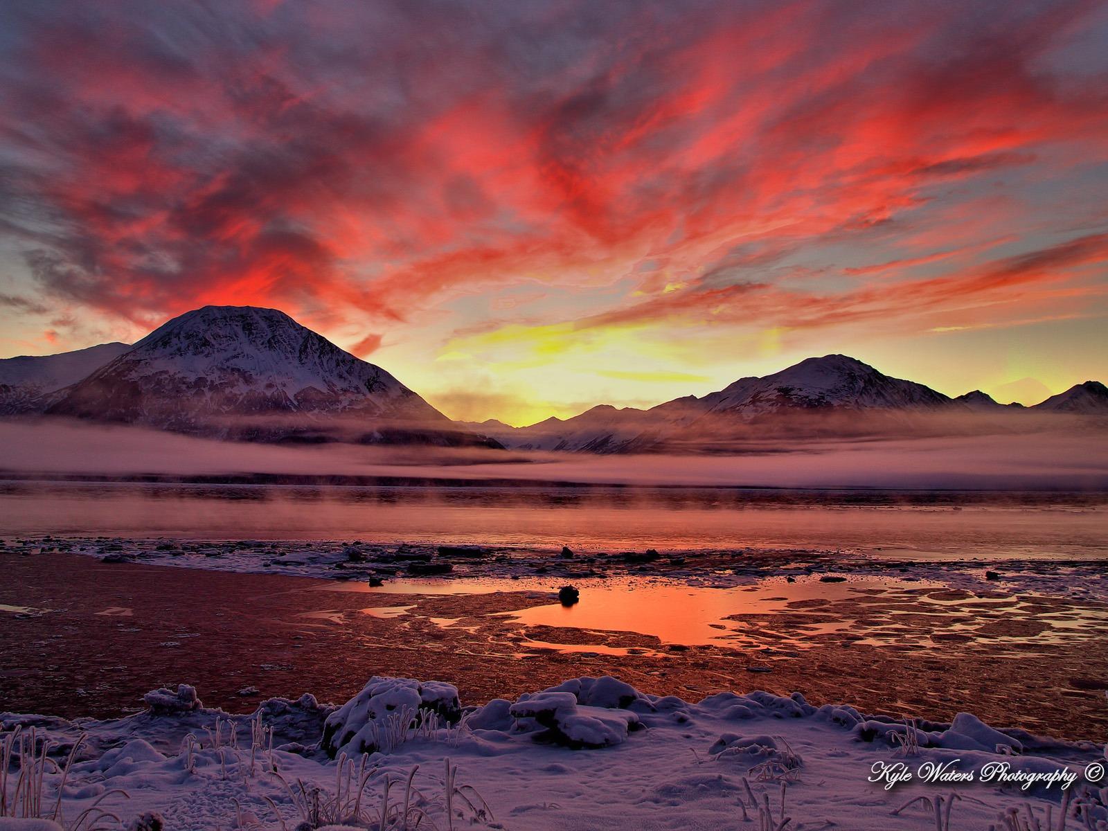 Alaska natural scenery desktop wallpaper 02   1600x1200 wallpaper 1600x1200