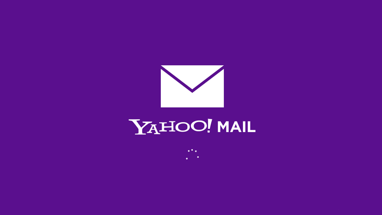 Yahoo Mail Logo Wallpaper 63930 1600x900px 1600x900