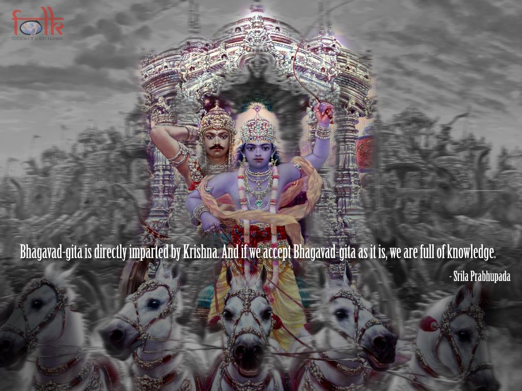 Gallery For gt Bhagavad Gita Wallpaper 1024x768