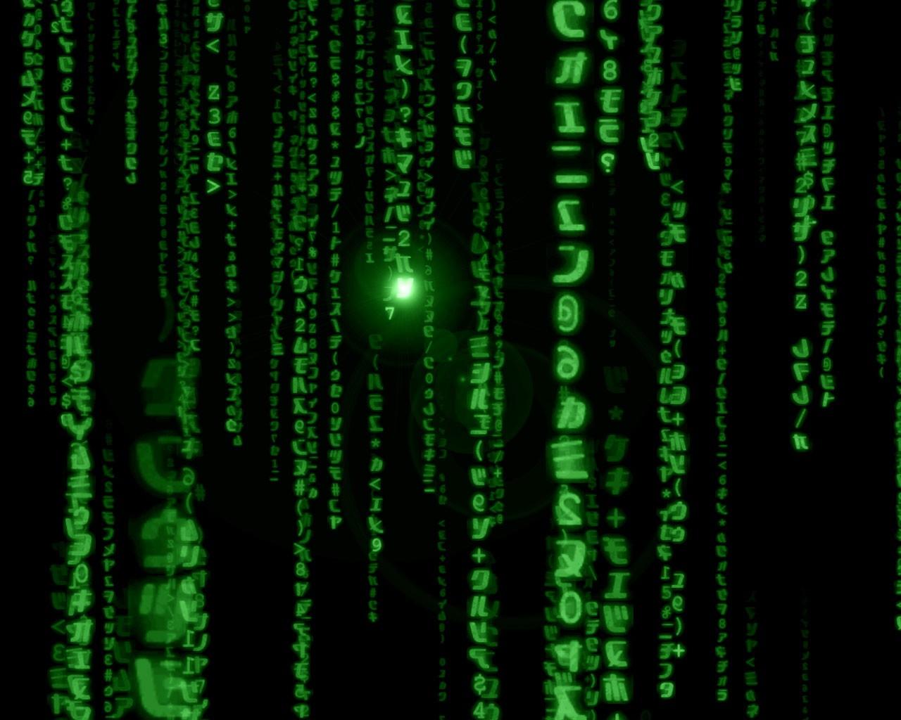 Matrix Code Wallpaper 1280x1024 Matrix Code 3D 1280x1024