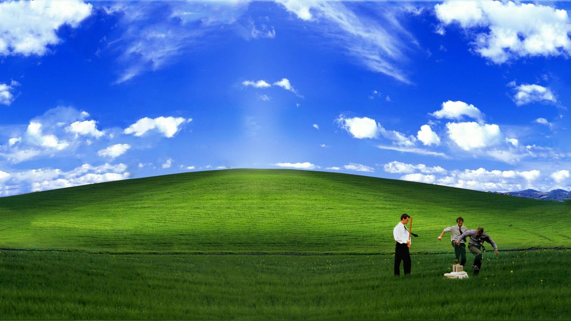 Office Space Windows Background wallpaper - 1159928