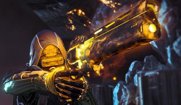 Destiny Build Guides Hunter Gunslinger Tips and Tricks Infinite 603x351