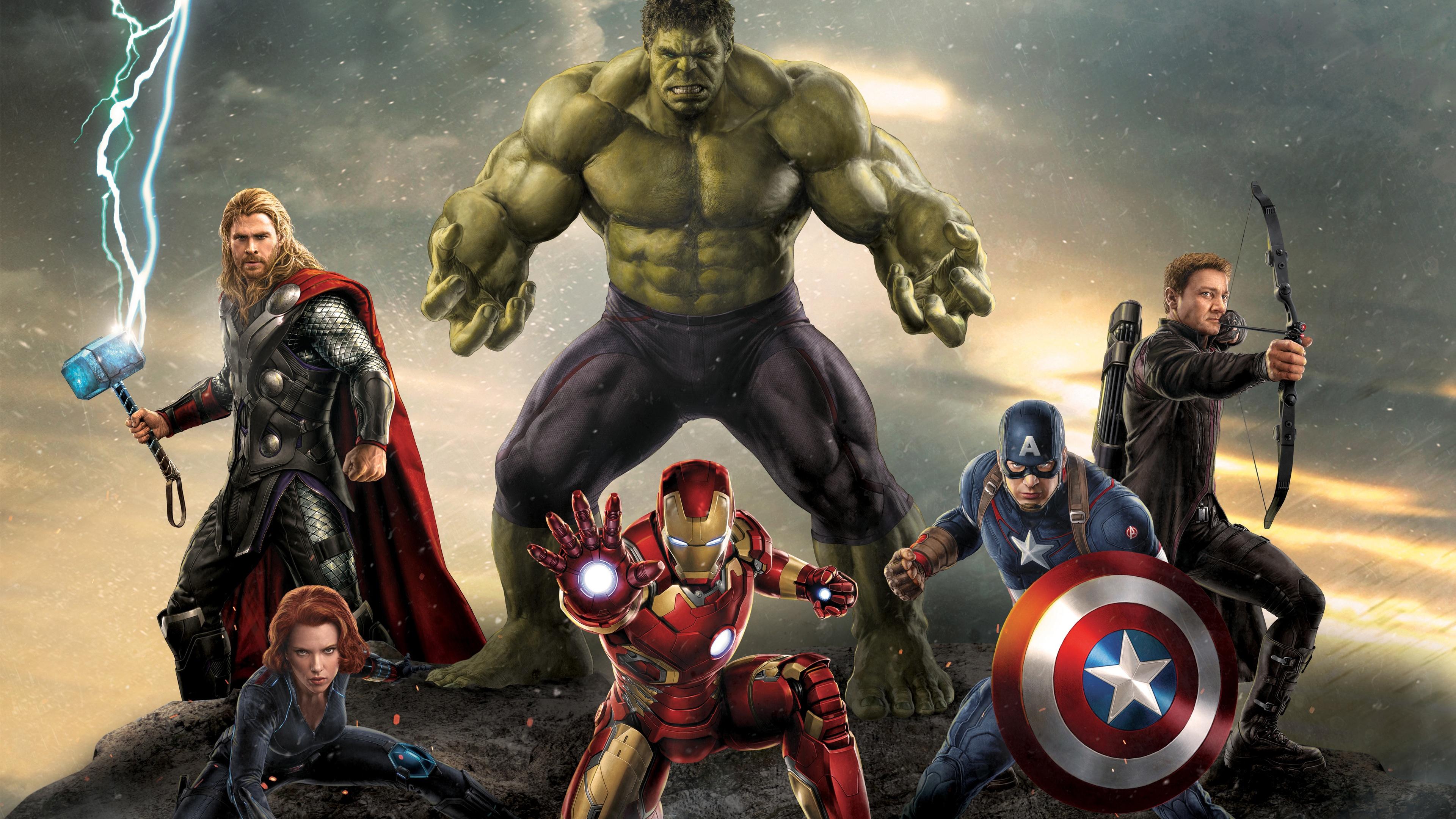 4K Avengers Movie Wallpaper 4K Wallpaper   Ultra HD 4K Wallpapers 3840x2160