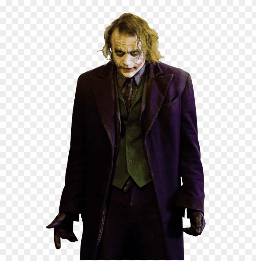 batman joker PNG image with transparent background TOPpng 840x859
