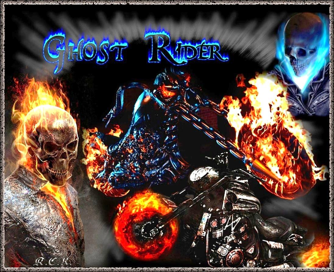 ghost rider wallpaper screensavers - wallpapersafari