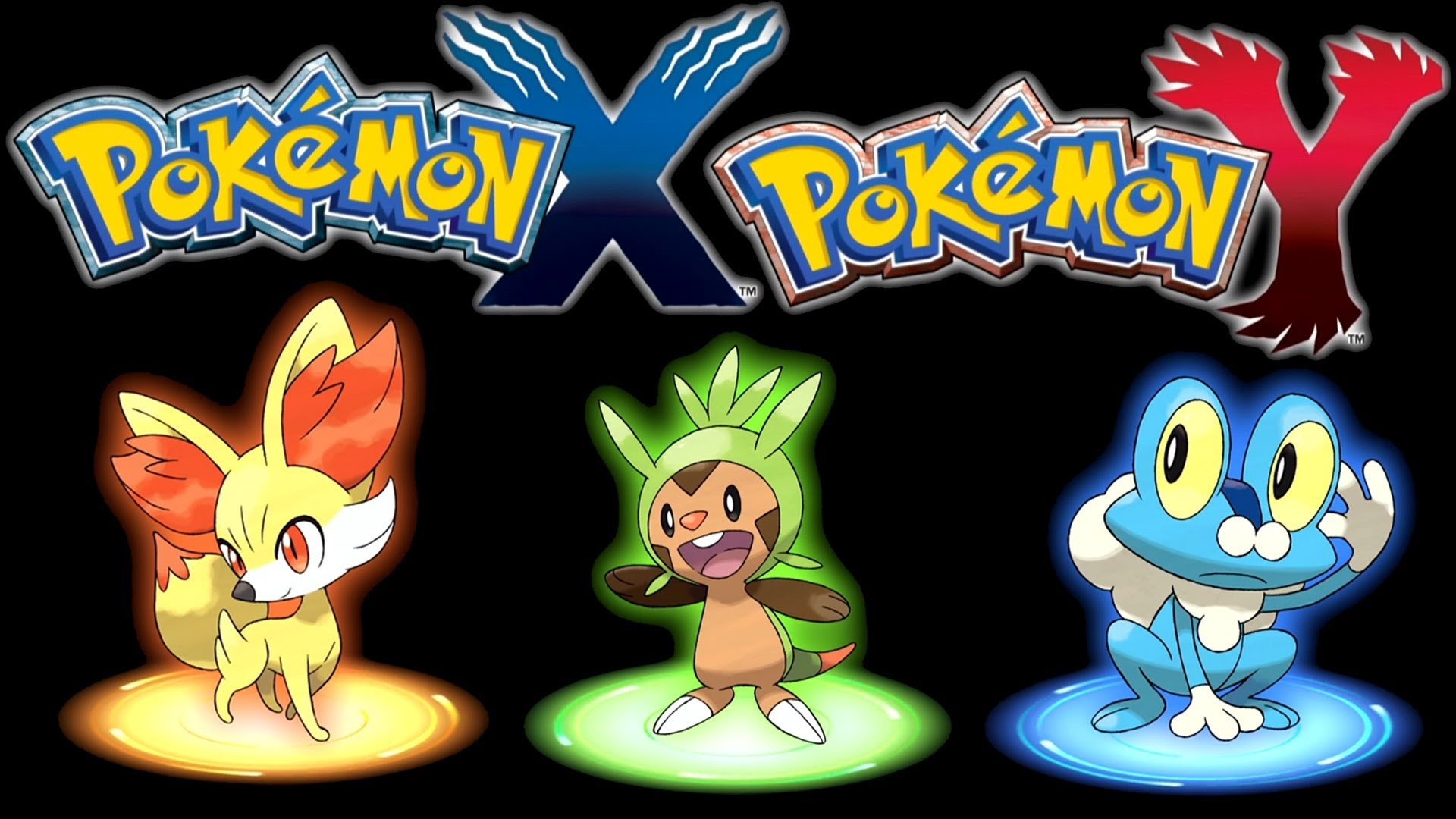 Pokemon X and Y Pokemon X and Y 1920x1080