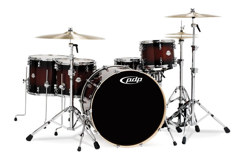 PDP Kits   Pacific Drums and Percussion Platinum Series   Tobacco to 800x540