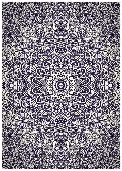 mandala wallpaper Tumblr 500x700