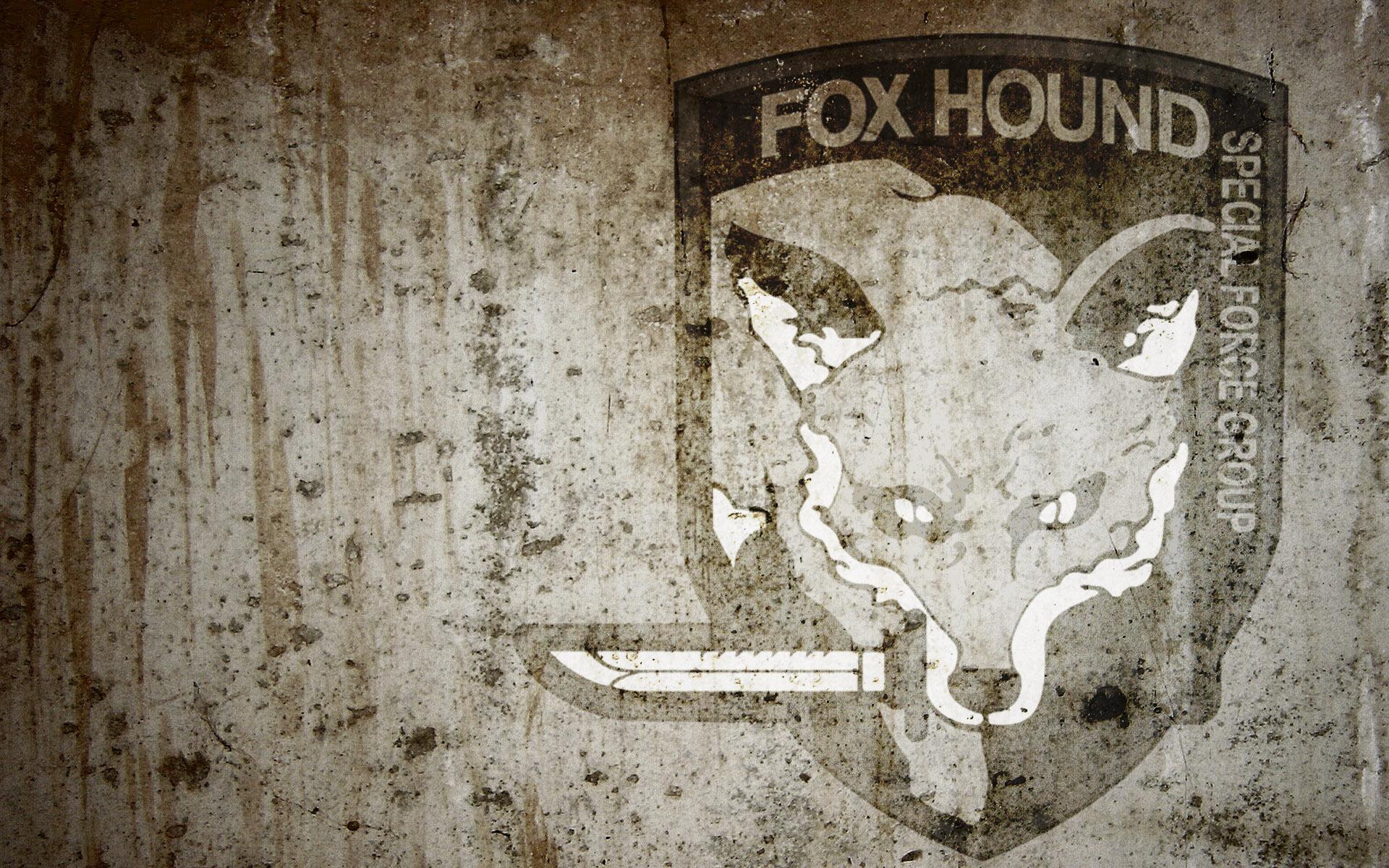 Metal gear solid iphone wallpaper wallpapersafari - Foxhound metal gear wallpaper ...