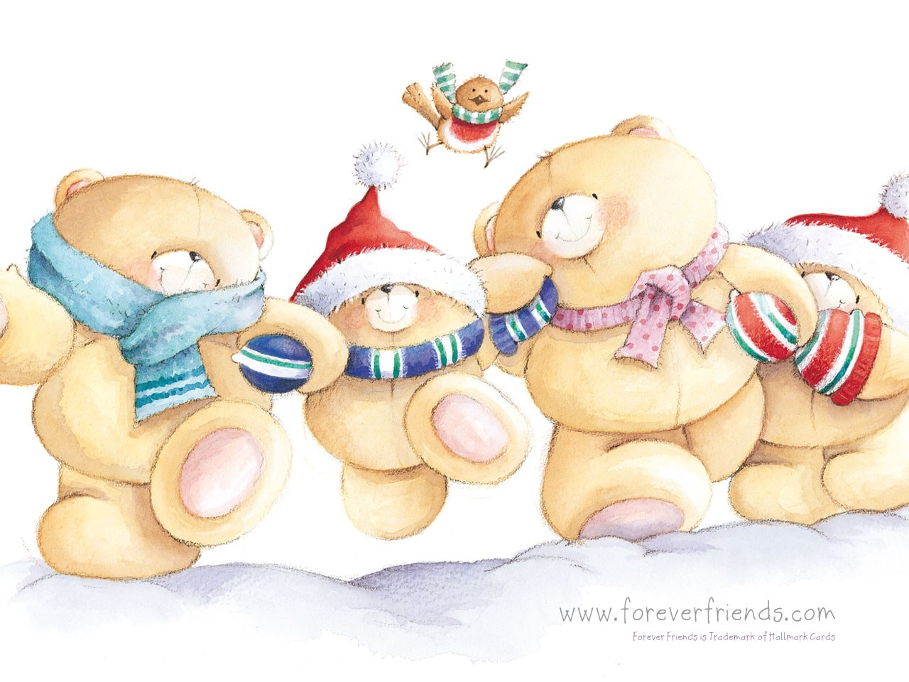 Forever Friends Bear wallpaper 111172 1280x960