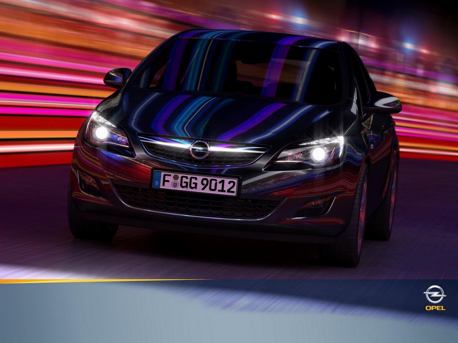 Opel Astra Wallpaper 12   1600 X 1200 stmednet 1600x1200