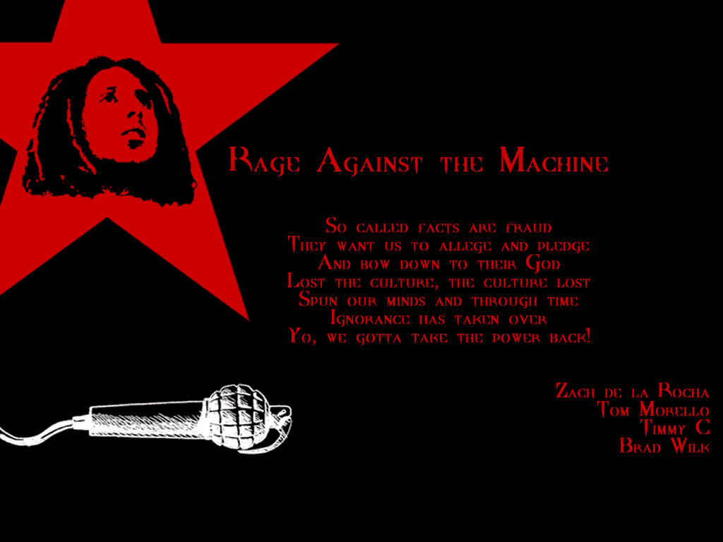 Free Download Rage Against The Machine Quotes Quotesgram 1024x768