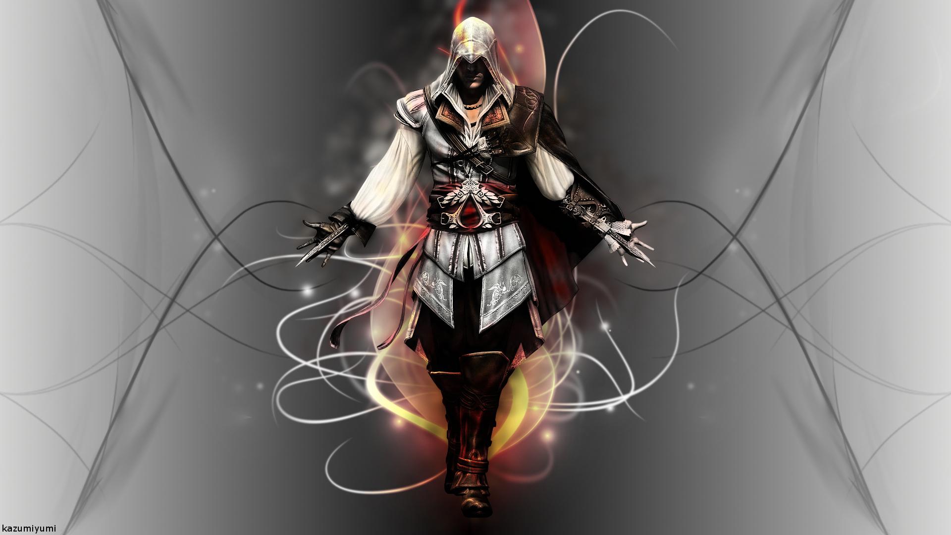 Assassin's Creed Ezio Wallpaper