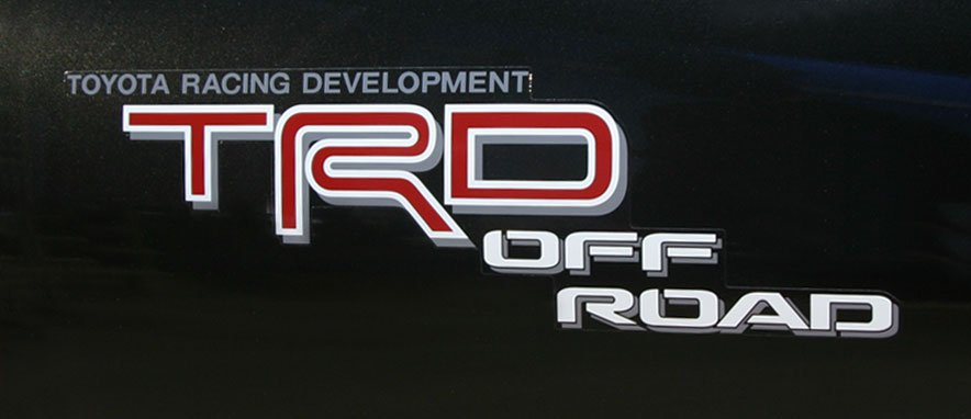 Logos TRD Off Road 884x382