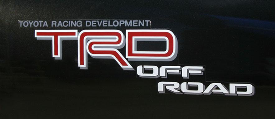 Toyota 4runner Off Road >> TRD Logo Wallpaper - WallpaperSafari