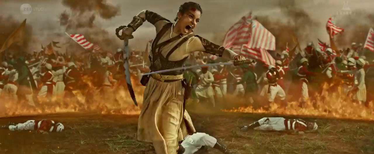 Manikarnika The Queen Of Jhansi Movie New Stills 1280x530