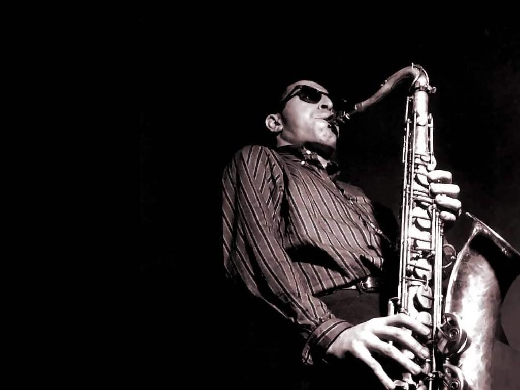 3d Jazz Music Wallpapers: Saxophone Wallpaper
