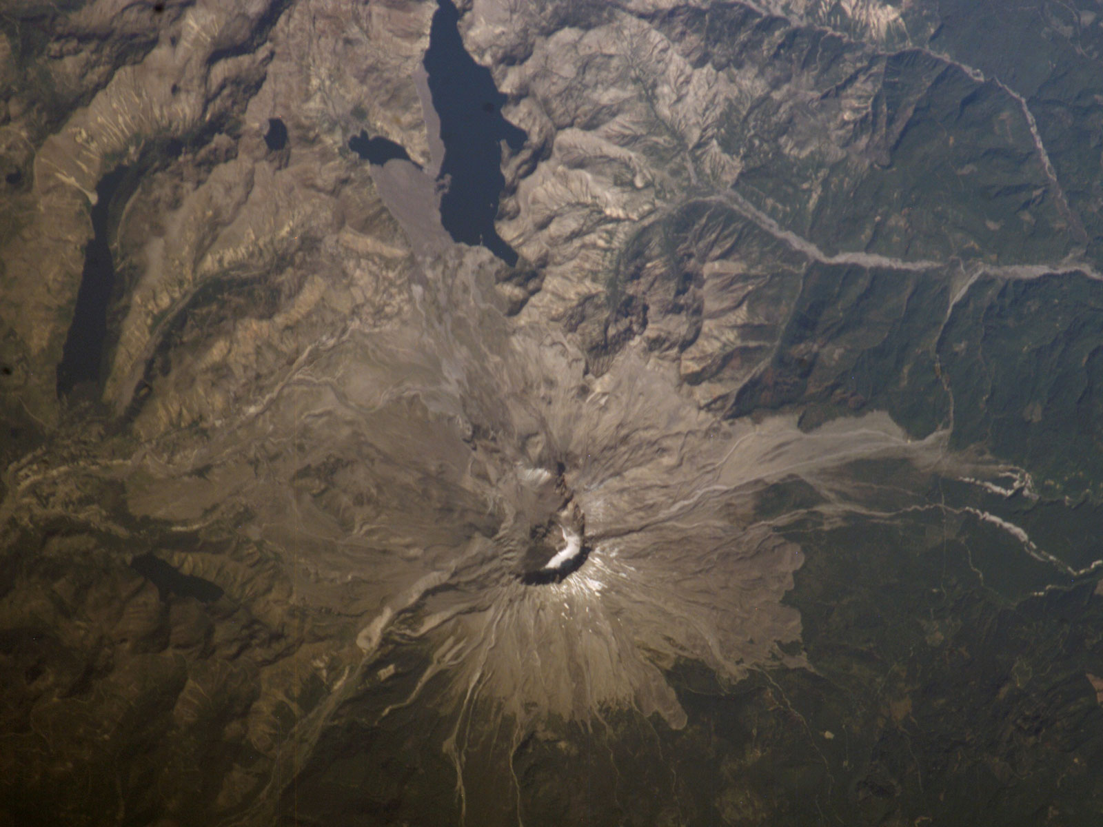 NASA   St Helens Hot Spots 1600x1200