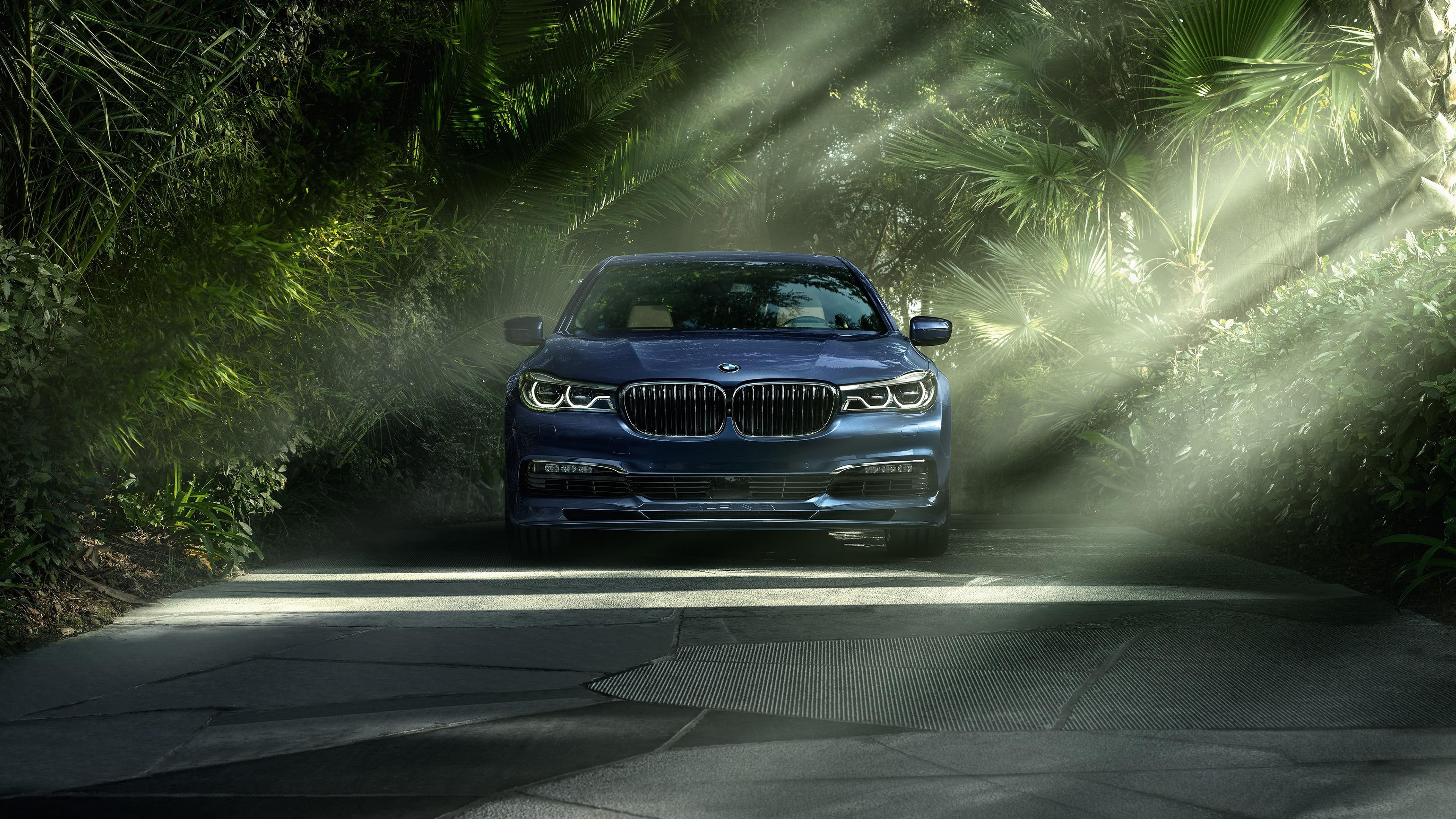 BMW Alpina B7 UHD 4K Wallpaper Pixelz 3840x2160