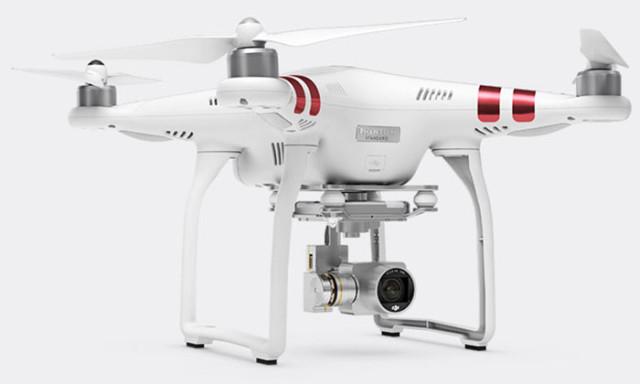 DJI Phantom 3 Standard un drone moins cher et plus accessible 640x384